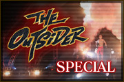THE OUTSIDER SPECIAL ベストバウト