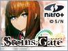 アニメ化もされた人気タイトル!科学アドベンチャー『STEINS;GATE Nitro The Best! Vol.5 DL版』