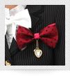 【キッズ】MICHIKO LONDON KOSHINO スーツ ブラック