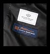 ビームス シャドーチェック スリーピース スーツ セット ブラック