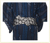 R-KIKUCHI 浴衣セット ネイビー イメージ03