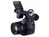 シネマカメラ 【Canon】EOS C300