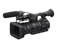 テープカメラ 【SONY】HVR-Z5J