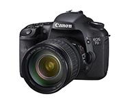 一眼レフカメラ 【Canon】EOS 7D