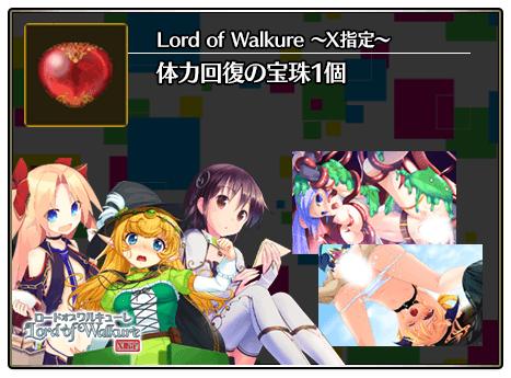 Lord of Walkure ~X指定~