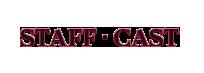 STAFF・CAST