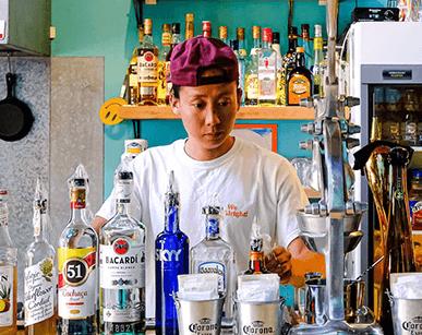 齋藤成穂さん(飲食店経営)