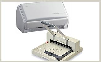 自炊・電子書籍化キット カール/ディスクカッターDC-220N&富士通/ScanSnap S1500 FI-S1500