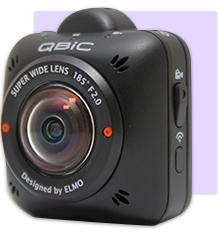 超広角デジタルカメラ