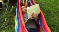 ソロキャンプで「至高の贅沢」ハンモックを借りてみた●(*´∀`)●