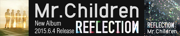 Mr.Children/REFLECTION 6.4 ON SALE