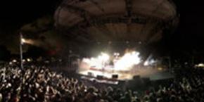 Disclosure Concert in Central Park