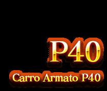 P40 Carro Armato P40