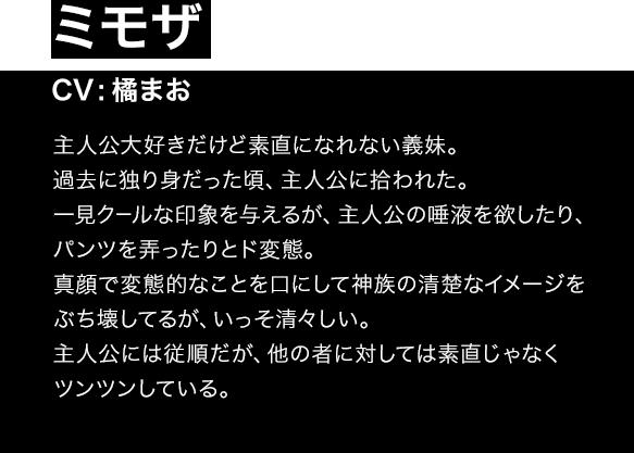 ミモザ紹介文