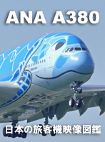 ANA エアバスA380(日本の旅客機映像図鑑)