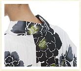 Kansai.yukata 浴衣セット ホワイト イメージ04