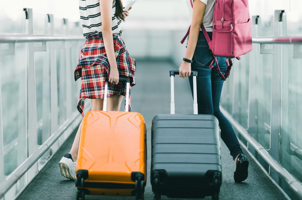 スーツケースの選び方イメージ