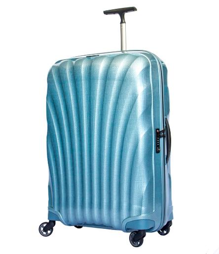 [4-7泊]サムソナイト コスモライト3.0 スピナー 68L スーツケース アイスブルー