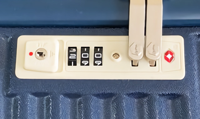 ハントマイン75LのTSAロックの使い方02