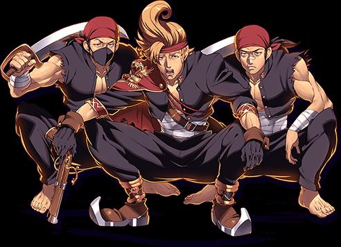 海賊番長ジョヴァンニ