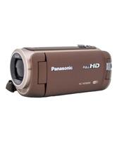【パナソニック/愛情サイズ】デジタルビデオカメラ HC-W580M ブラウン