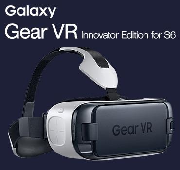 Galaxy Gear VR innovator forS6