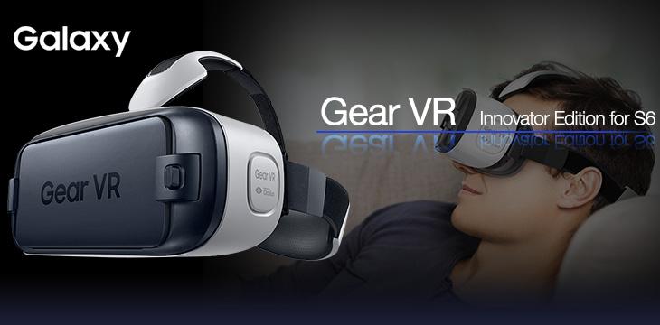 samsung Gear VR Innovator for S6