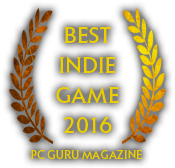BEST INDIE GAME 2016