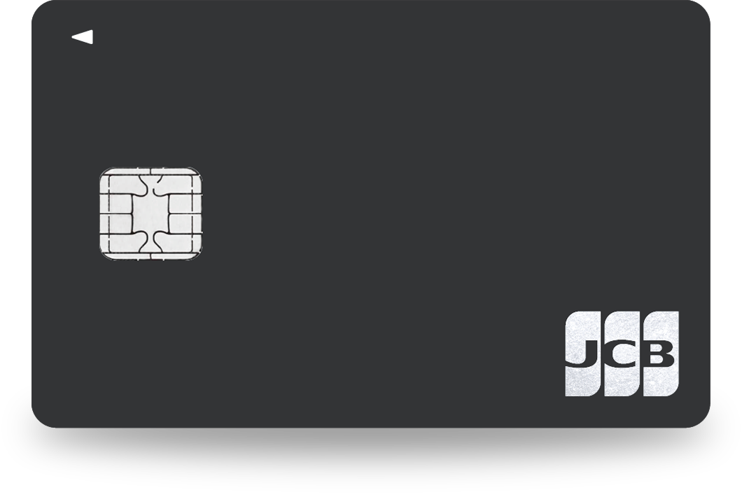 カード(マットブラック) 表面